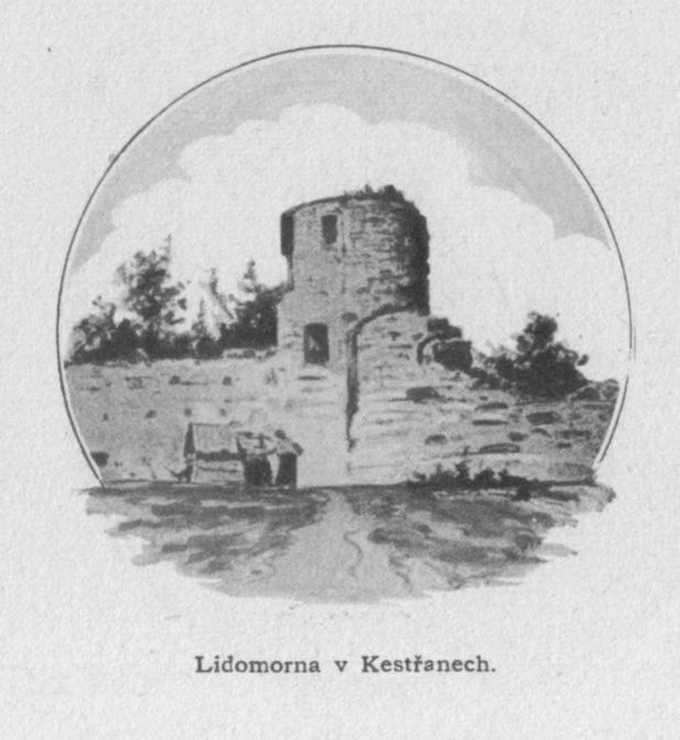Lidomorna v Kestřanech